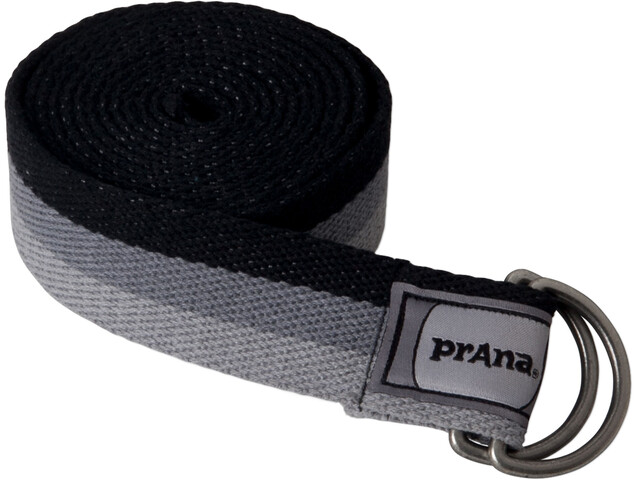 Prana Raja Yoga Strap Black